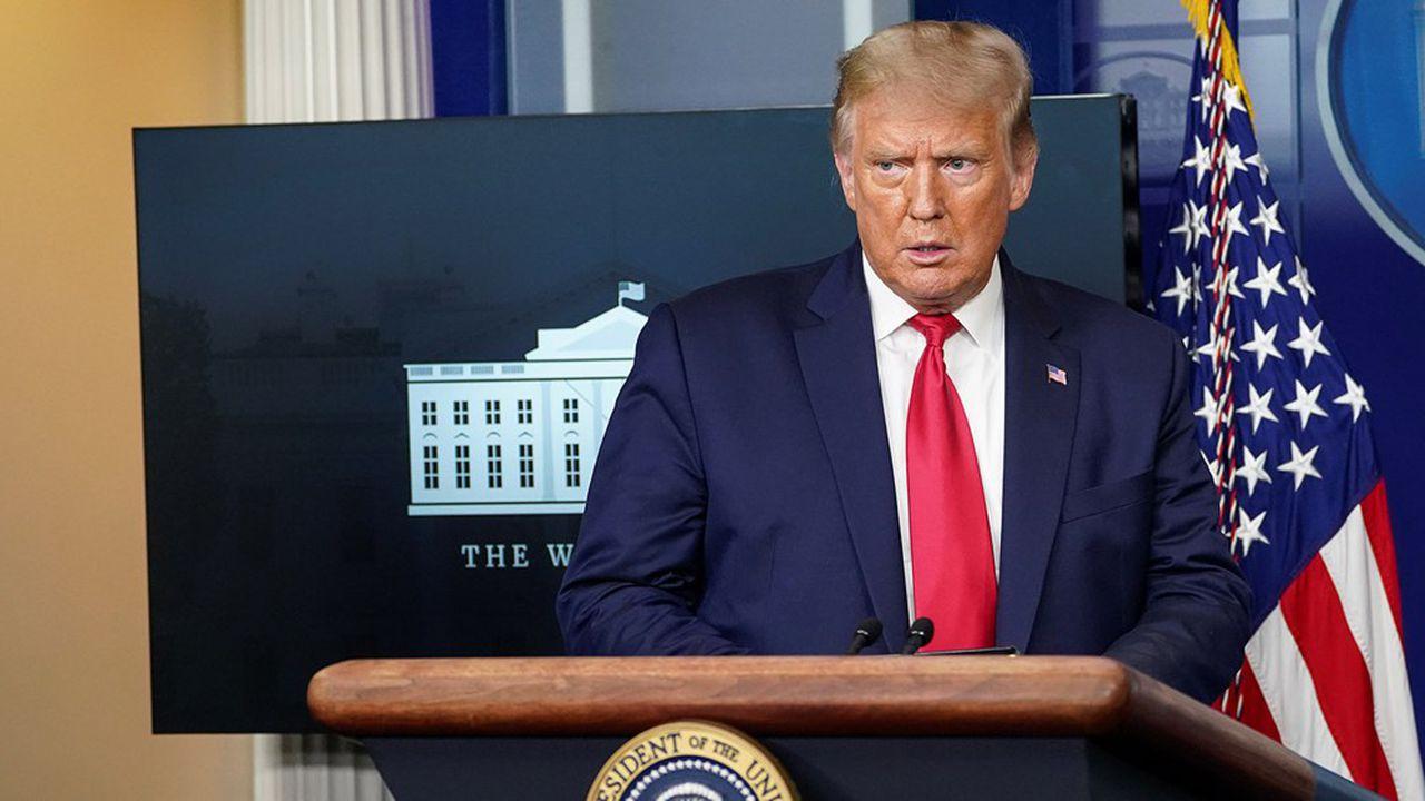 """""""Je n 'ai pas menti"""" ,Trump se débat face à un livre explosif"""