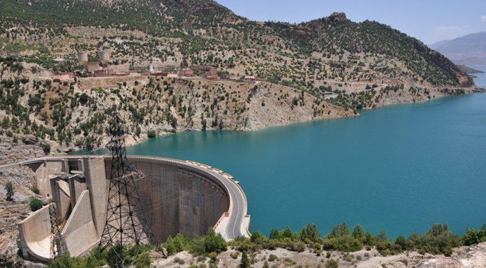 Le taux de remplissage des barrages chute à 39,7%
