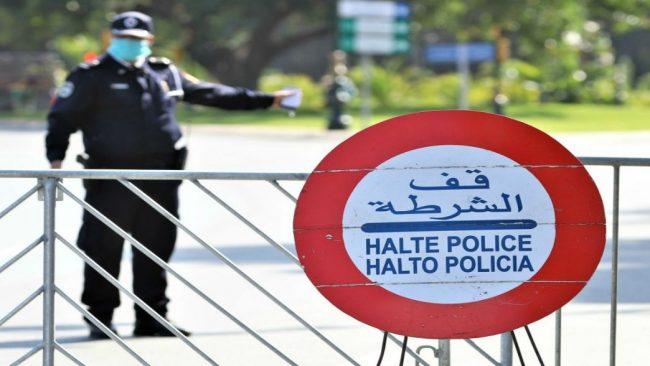 Durcissement des mesures de contrôle aux entrées et sorties de Khénifra et M' rirt