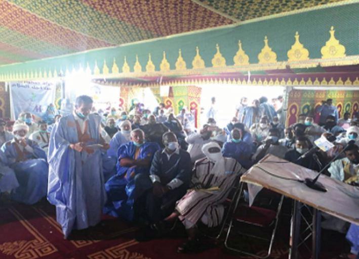Le Mouvement pour la paix au Sahara perturbe les calculs des séparatistes