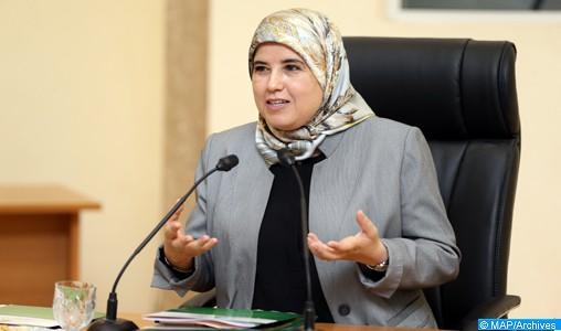 Jamila El Moussali : Un choix stratégique en conformité avec les engagements du Royaume en matière de développement durable