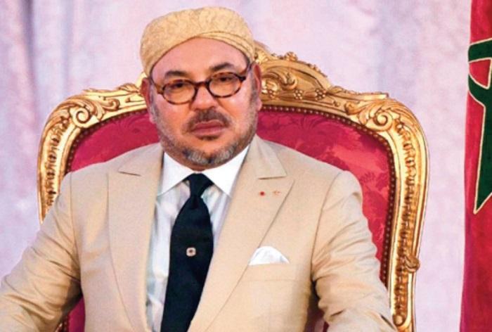 S.M le Roi condamne l'acte criminel odieux de Tanger