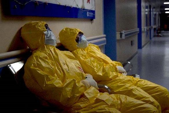 """"""" 76 days """" , un documentaire sur les débuts du coronavirus au TIFF"""