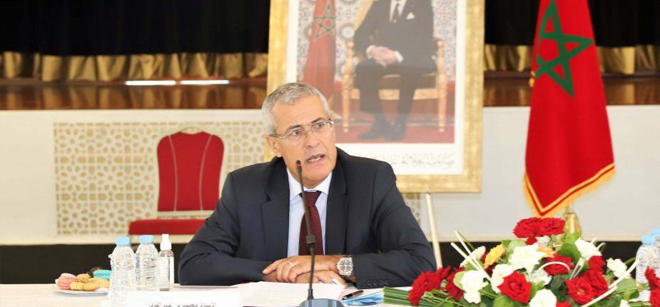 Mohamed Benabdelkader : Soutien du Maroc aux efforts internationaux en matière de lutte contre le crime organisé
