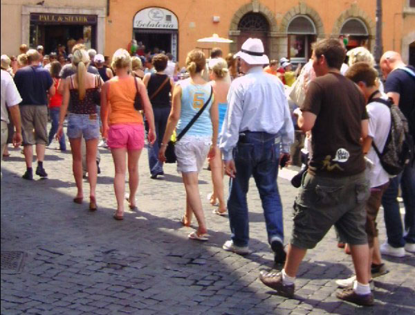 La crise actuelle offre une opportunité pour réinventer le tourisme