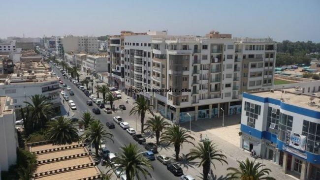 Stagnation de l'IPC à Agadir en juillet