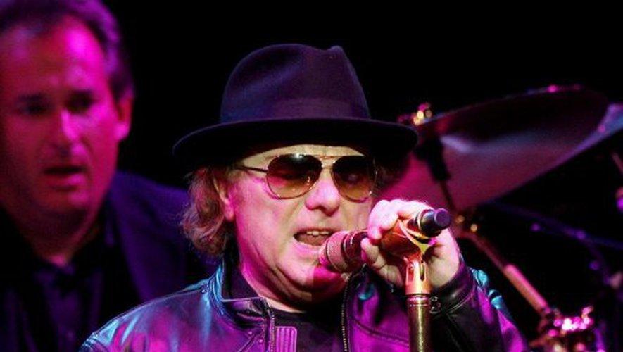 Van Morrison sort trois chansons anticonfinement