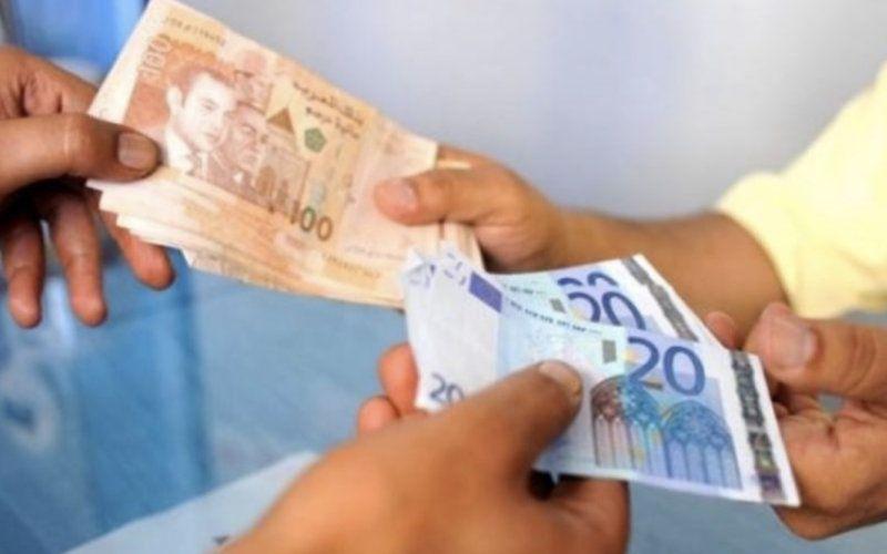 Le dirham se déprécie de 1,02% face à l'euro