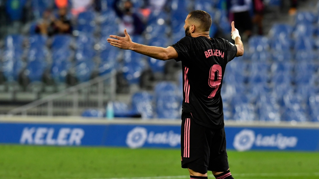Le Real Madrid manque sa rentrée