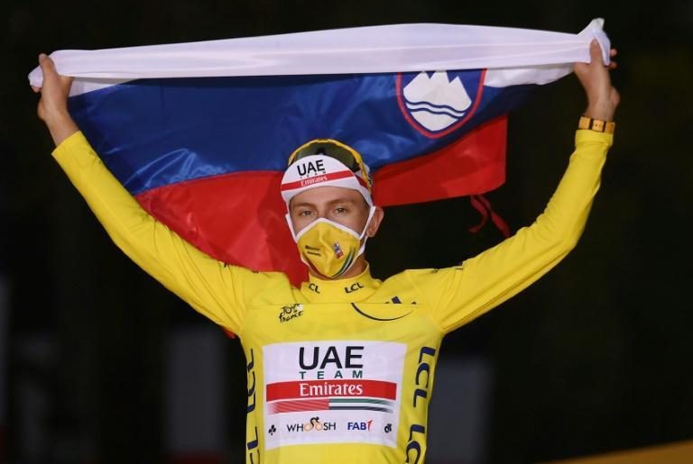 Tadej Pogacar bouscule l'histoire du Tour de France