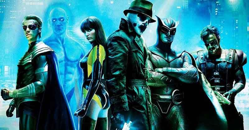 """""""Watchmen"""", les super-héros qui confrontent l'Amérique à ses démons passés et présents"""