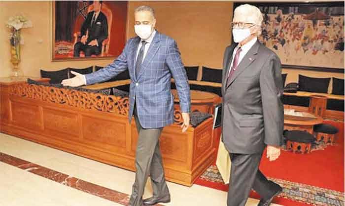 Examen de la coopération sécuritaire maroco-américaine