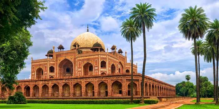 Humayun ' s Tomb, le temple de l' amour qui a inspiré le Taj Mahal
