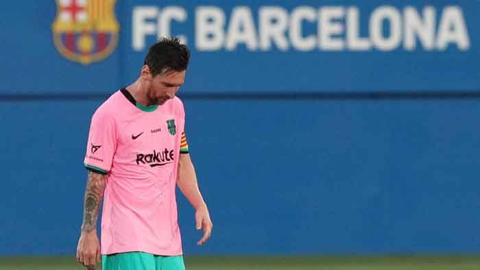 Messi, prié de rester au Barça mais privé de sa garde rapprochée