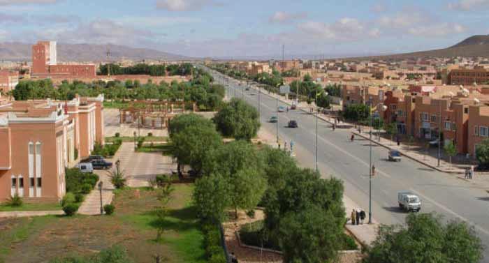 Programme d' animation culturelle à Guelmim-Oued Noun en dépit des contraintes du Covid-19