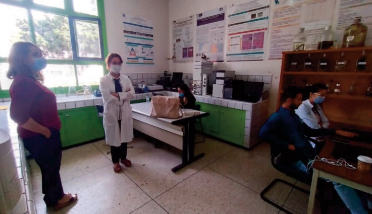 """Immersion dans le laboratoire """"venins et toxines"""" de l'Institut Pasteur"""
