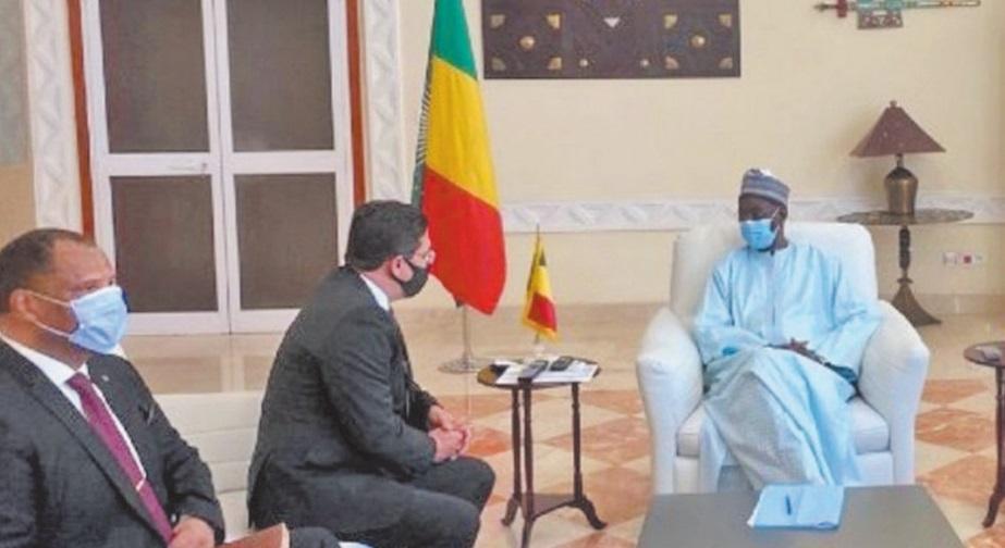 Le Maroc adresse un message d'encouragement, d'amitié et de solidarité au Mali