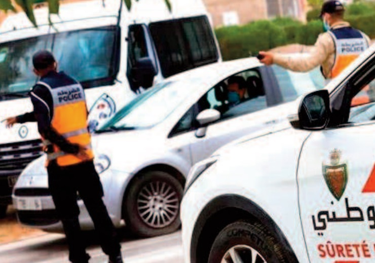 Les mesures restrictives anti-Covid prolongées jusqu 'au 6 octobre dans la province de Jérada