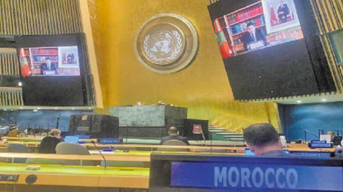 Le Maroc appelle à reléguer les inégalités femmes-hommes au passé