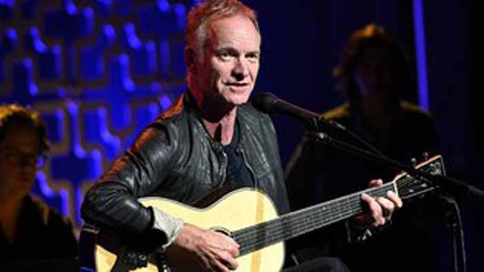 Sting va sortir un album de duos