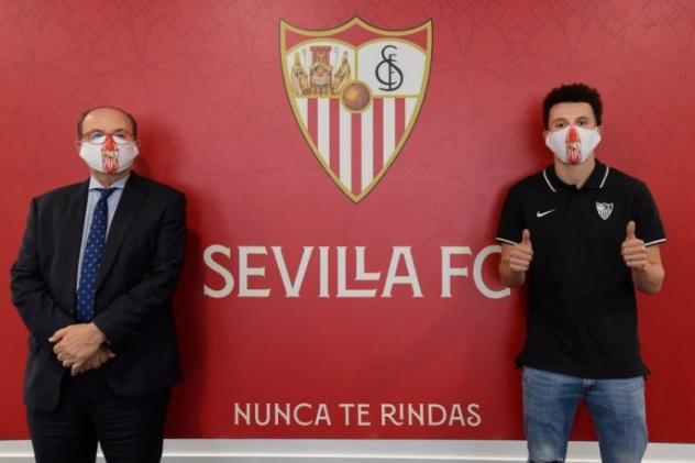 Oussama Idrissi : Mon transfert au FC Séville, une étape importante dans ma carrière