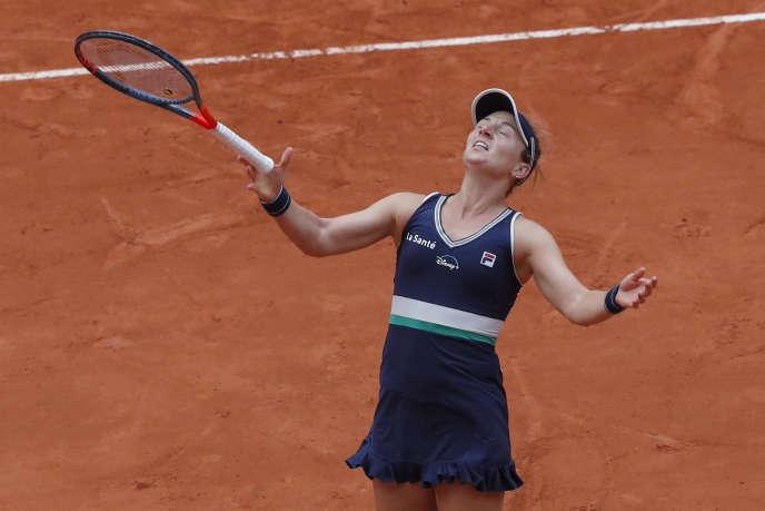 Roland-Garros: Podoroska, l'autre pépite argentine de Rosario
