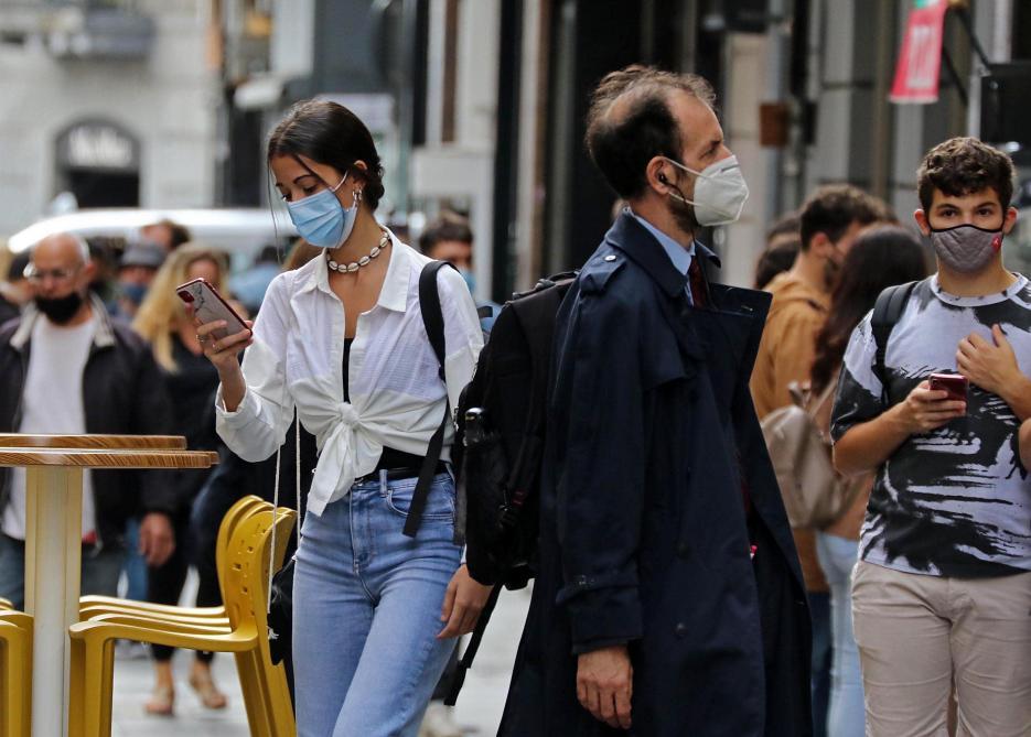 Couvre-feu à Berlin et Francfort pour endiguer le virus