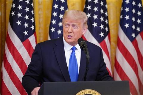 Donald Trump rompt brutalement les négociations sur un plan de soutien à l'économie