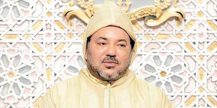 S.M le Roi ouvre la session parlementaire d'automne