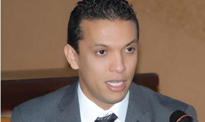 El Mehdi Ferrouhi, enseignant-chercheur à la Faculté des sciences juridiques, économiques et sociales de Kénitra