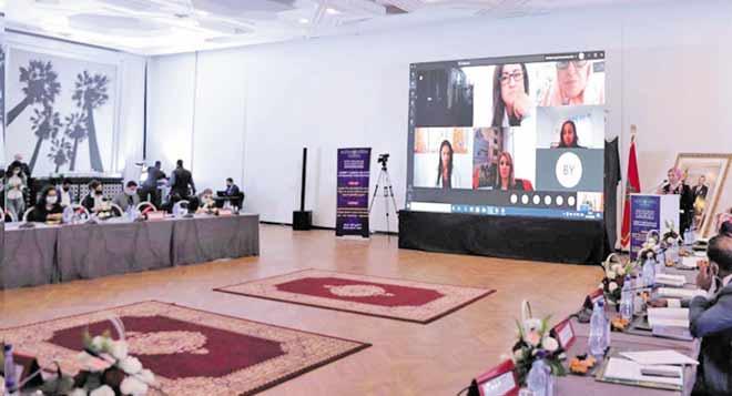 Vers la création d'une plateforme numérique destinée à renforcer la protection juridique des MRE