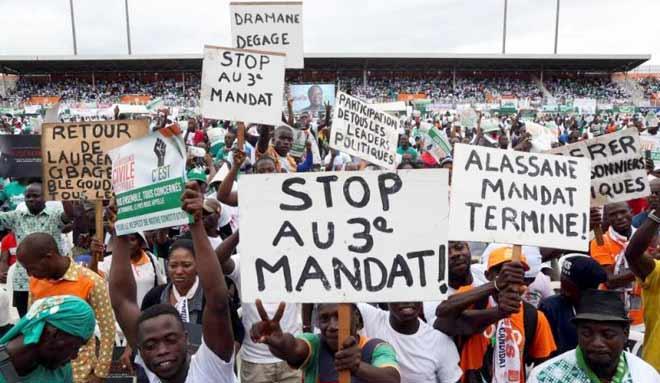 En Côte d'Ivoire, ouverture de la campagne électorale dans un contexte tendu