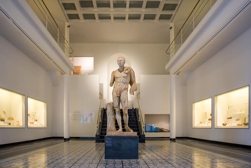 """Le musée de l'Histoire et des civilisations abrite l' exposition """"Le Maroc à travers les âges """""""
