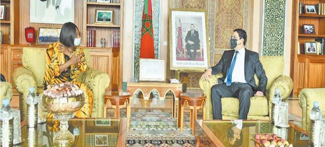 La République centrafricaine réitère son soutien à la marocanité du Sahara