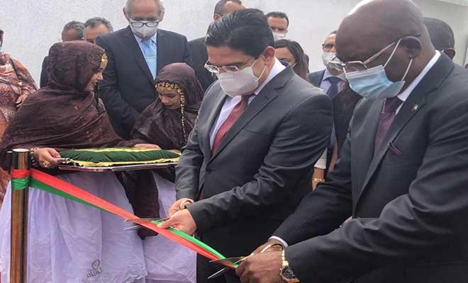 Simeón Oyono Esono Angue : L'ouverture d'un consulat à Dakhla reflète l'engagement de la Guinée équatoriale à soutenir l'intégrité territoriale du Maroc