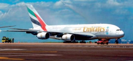 Le Maroc, un important marché pour Emirates