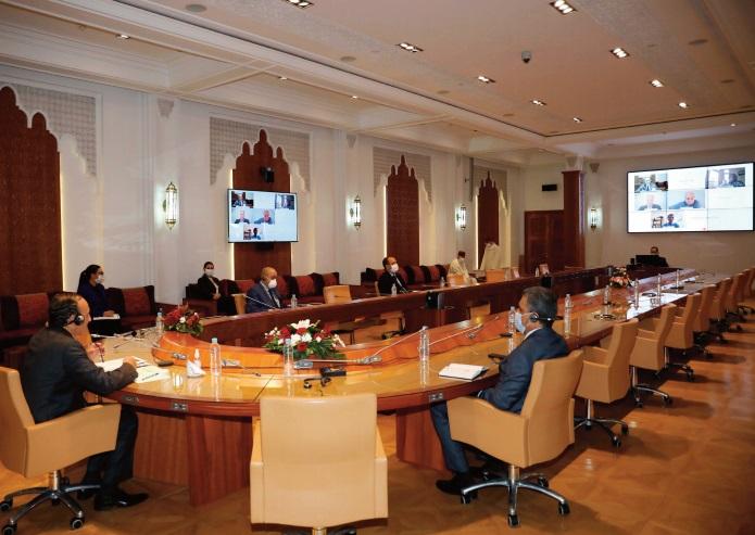 Les moyens de relancer l'économie au menu des discussions entre Habib El Malki et une délégation du FMI