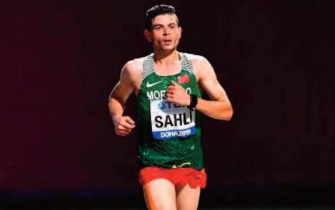 Hamza Sahli, un marathonien ambitieux pour graver son succès aux JO deTokyo