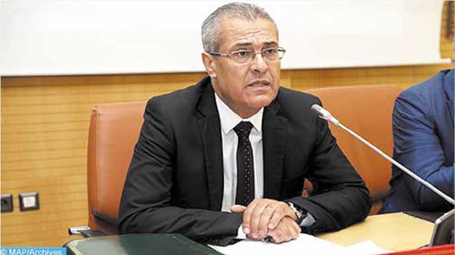 Mohamed Benabdelkader : 1.441.055 affaires nouvelles soumises aux tribunaux au cours des neuf premiers mois de 2020