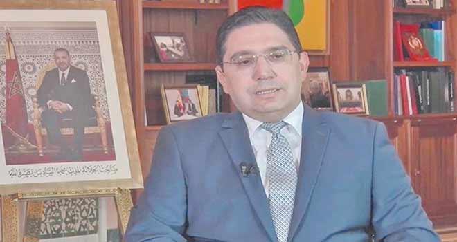 Nasser Bourita : La résolution 2548 se décline en un message de clarté, de fermeté et de constance
