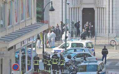 Le Royaume dénonce l'attaque perpétrée à Nice