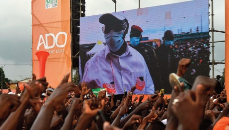 """En Côte d'Ivoire, le parti au pouvoir """" met en garde """" l'opposition """" contre toute tentative de déstabilisation """""""