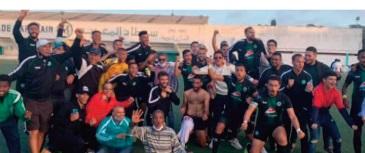 Le Stade Marocain retrouve la Botola Pro D2