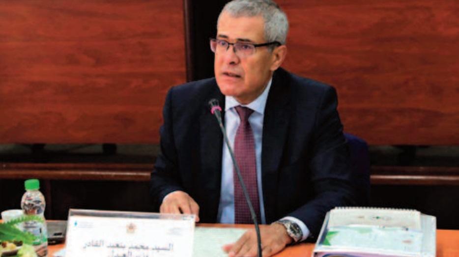 Mohamed Benabdelkader : Le ministère de la Justice se penche sur l'élaboration de l'arsenal juridique nécessaire à la réforme du système judiciaire