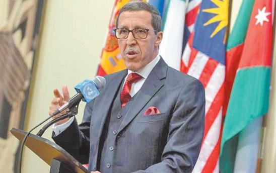 Omar Hilale : Le Sahara restera marocain jusqu 'à la fin des temps