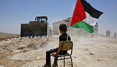 L'UE dénonce les démolitions d'écoles palestiniennes par Israël