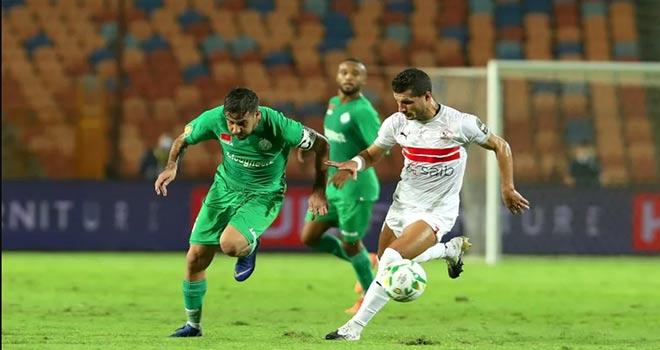 Le Zamalek brise le rêve des Verts