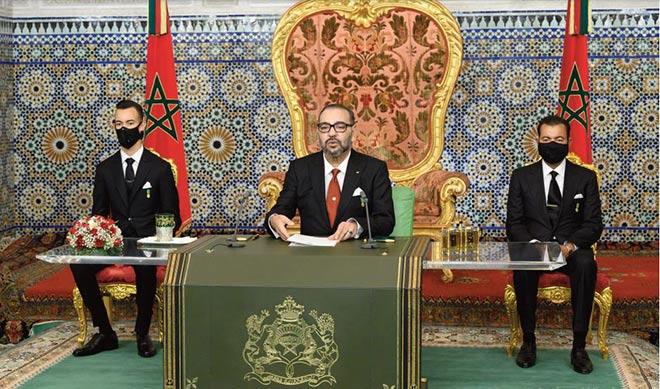 S.M le Roi : Le Maroc restera ferme sur ses positions et ne se laissera nullement fléchir par les provocations stériles et les manœuvres désespérées des autres parties