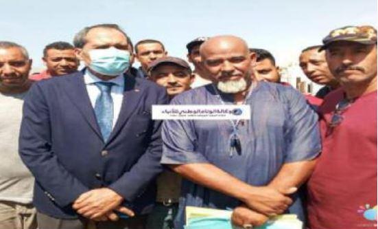 L' ambassade du Maroc à Nouakchott vole au secours des routiers bloqués à El Guerguerat