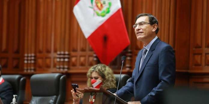 Vizcarra, le populaire président anticorruption renversé pour corruption